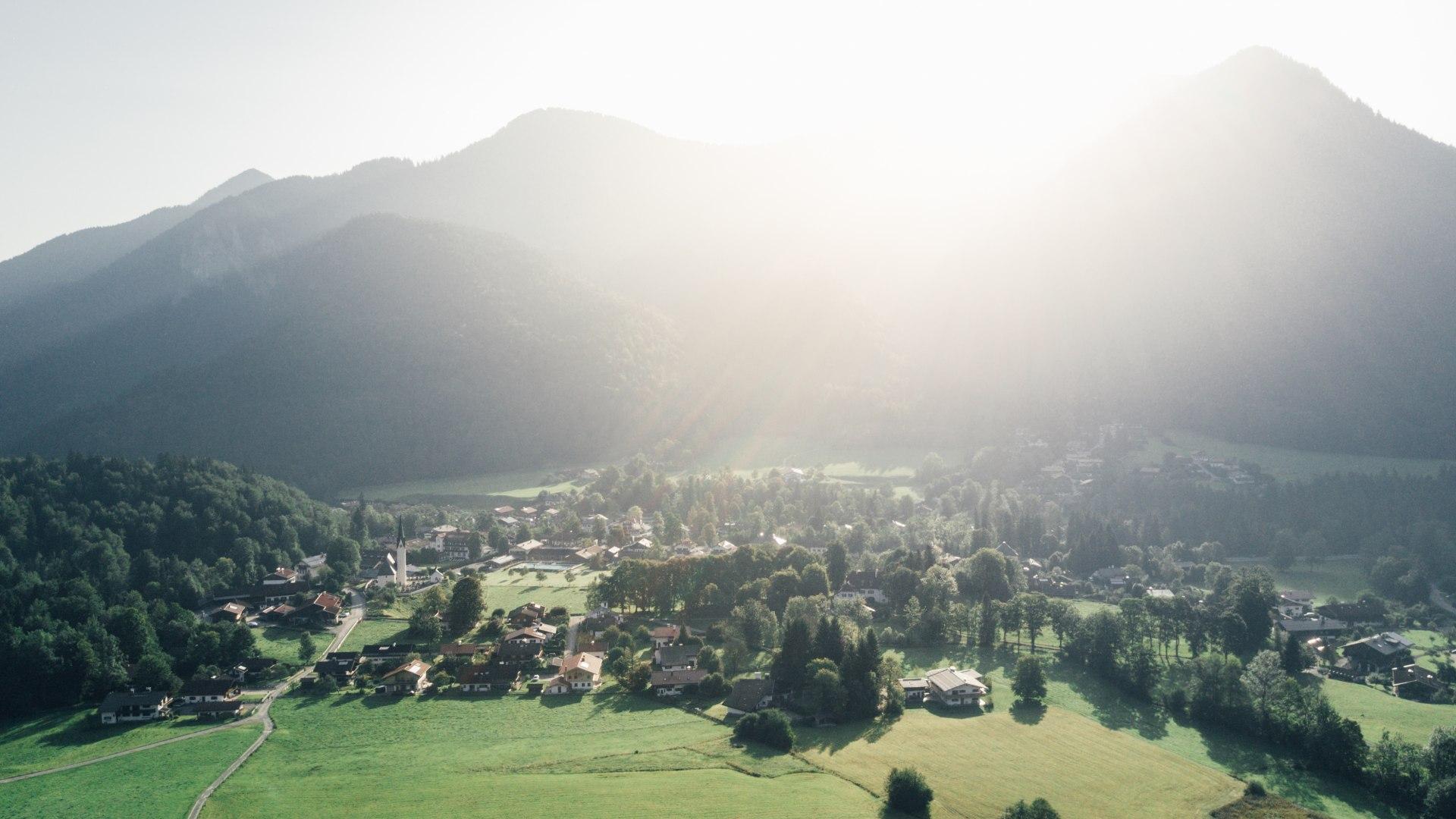 Der Ort Kreuth, © Julian Rohn