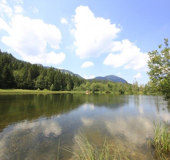 Der Suttensee, © Egbert Krupp
