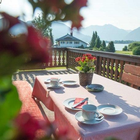 Terrasse, © im-web.de/ Tourist-Information Bad Wiessee