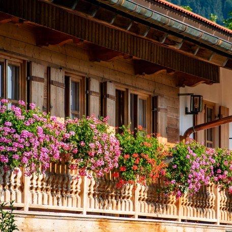 Blumenbalkon, © im-web.de/ Tourist-Information Kreuth