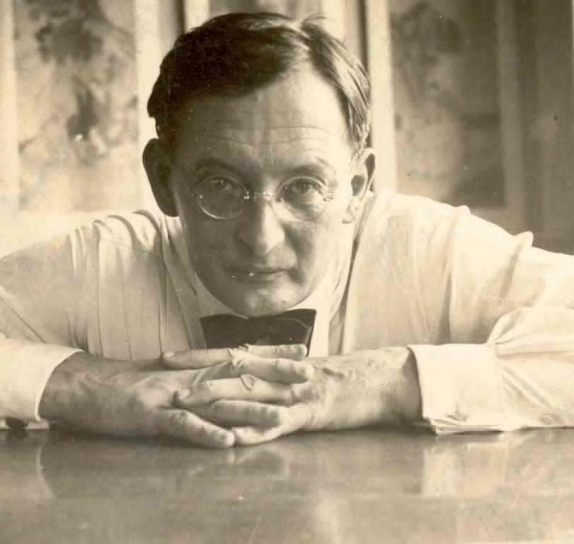 Max Mohr, © Literaturportal Bayern / Archiv Monacensia im Hildebrandhaus
