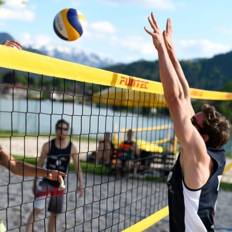E-Werk-Beachserie, © Volleyballclub Tegernseer Tal e.V.