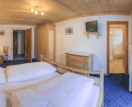 Zimmer 6, © im-web.de/ Tourist-Information Kreuth