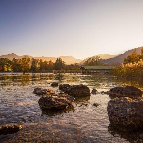 Herbst Ufer Bad Wiessee, © Der Tegernsee, Christoph Schempershofe