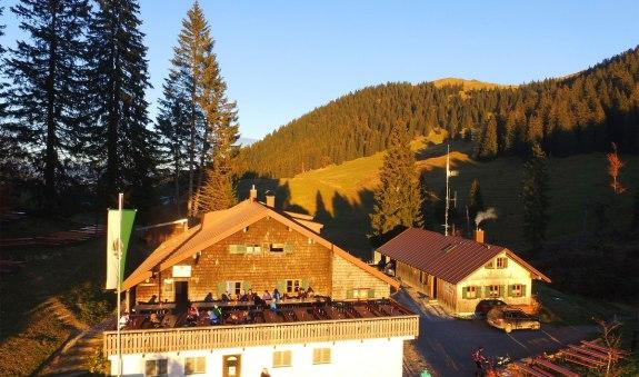 Lenggrieser Hütte, © Familie Durach