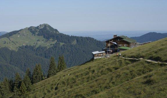 Hirschberghaus, © Tegernseer Tal Tourismus GmbH - Ritschel