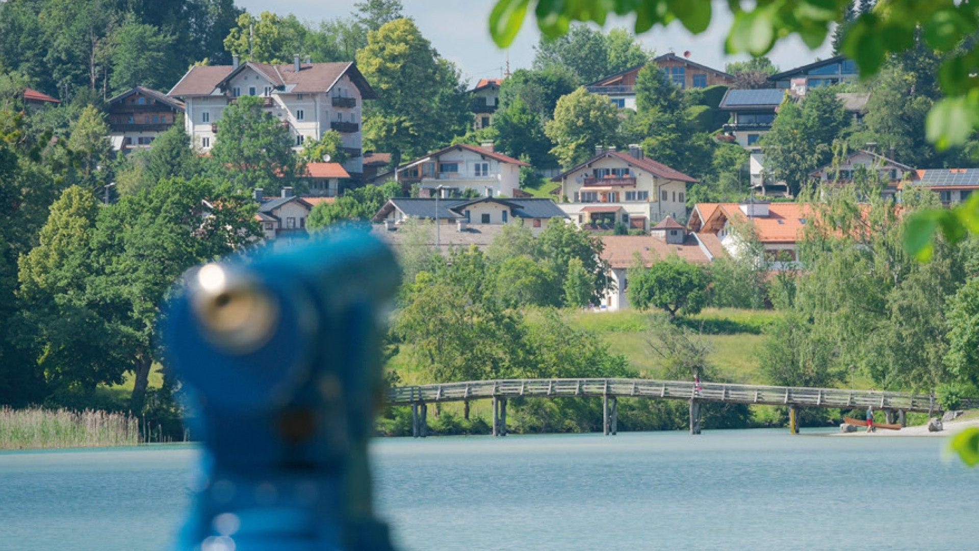 Seeuferweg Gmund, © Der Tegernsee, Dietmar Denger