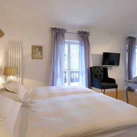 Doppelzimmer Boutique Hotel Relais Chalet Wilhelmy, © Günter Standl