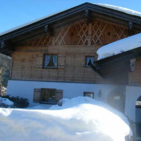 Hauseingang Winter, © im-web.de/ Tourist-Information Kreuth