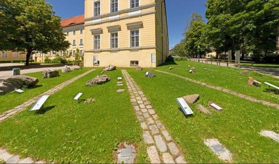 gesteinsgarten_von_sueden, © Erdgeschichte-tegernsee.de