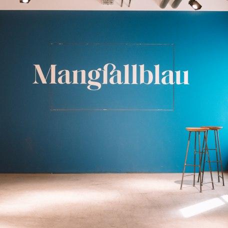 mangfallblau_1, © Gmund Papier, Mangfallblau