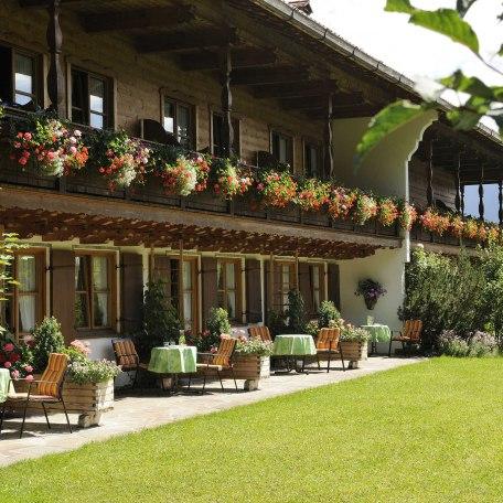 Ferienwohnungen im Ignazhof in Bad Wiessee, © im-web.de/ Tourist-Information Bad Wiessee