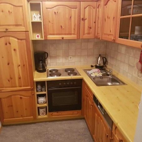 Küche Ferienwohnungen Mayr, © im-web.de/ Tourist-Information Kreuth