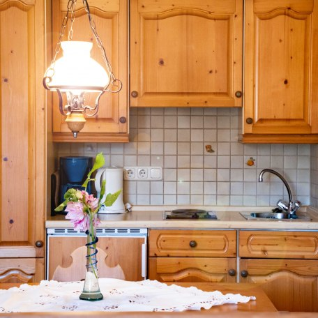 Küchenzeile mit guter Ausstattung, © im-web.de/ Tourist Information Tegernsee