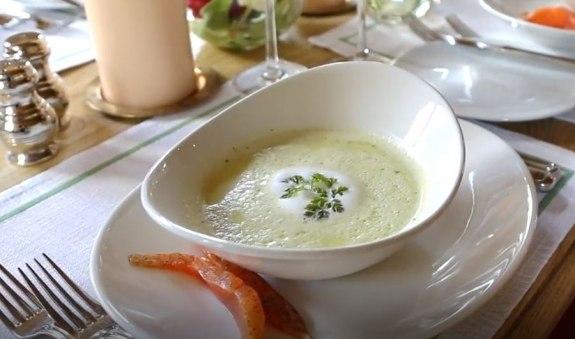 Kulinarische Grüße vom Tegernsee - Schaumsupperl, © Der Tegernsee