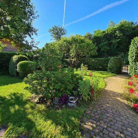 Garten, © im-web.de/ Tourist-Information Bad Wiessee