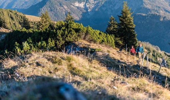 Auf die Gipfel der Tegernseer Berge, © Julian Rohn