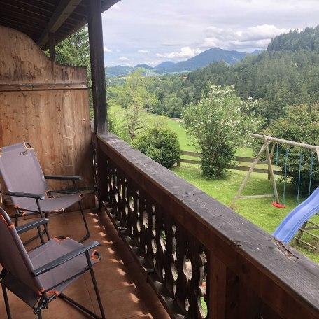 Balkon mit Ausblick, © im-web.de/ Tourist-Information Gmund am Tegernsee