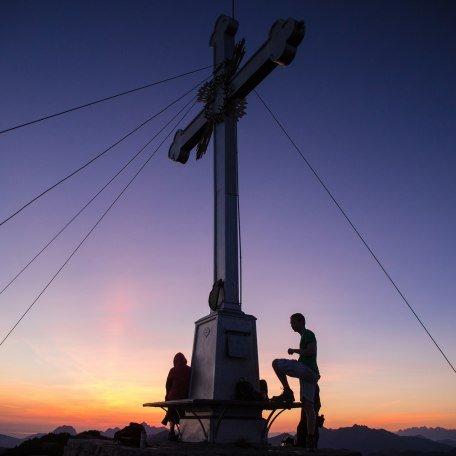 Der Wallberg bei Sonnenaufgang, © Christoph Schempershofe