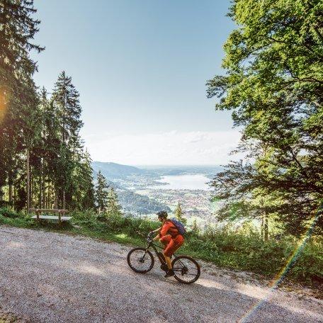 Mountainbike, © Der Tegernsee, Julian Rohn