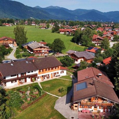 Luftaufnahme, © im-web.de/ Tourist-Information Rottach-Egern