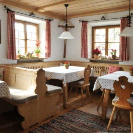 Frühstücksraum, © im-web.de/ Tourist-Information Kreuth