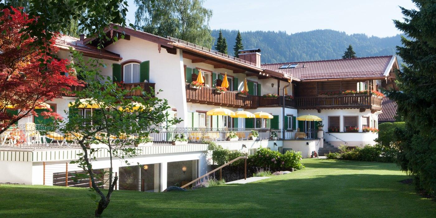 Gertrud Gruber - Schönheitsfarm am Tegernsee Bild 3, © Gertraud Gruber