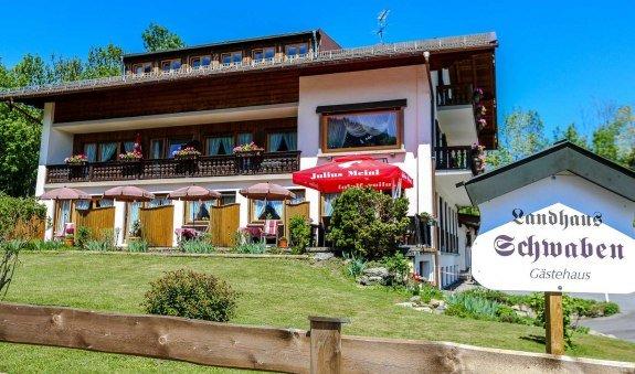 Hausansicht, © im-web.de/ Tourist-Information Bad Wiessee
