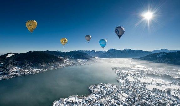 Montgolfiere 2021, © Der Tegernsee, Stefan Schiefer