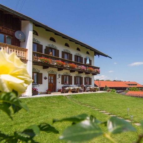 Südseite des Hauses, © im-web.de/ Tourist-Information Bad Wiessee