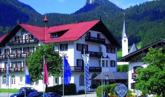 Hotel zur Post Kreuth, © Hotel zur Post Kreuth