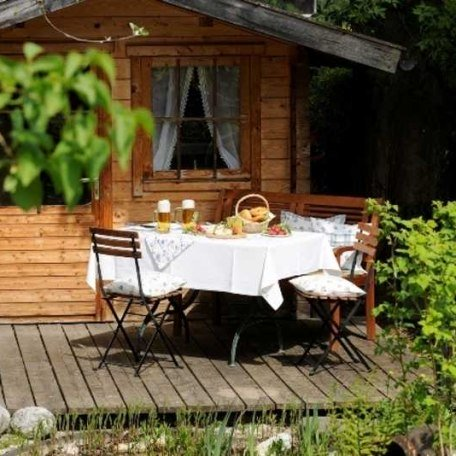Gartenhäuschen, © im-web.de/ Tourist-Information Bad Wiessee