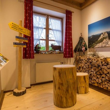 Tourist-Information Kreuth, © Schempershofe