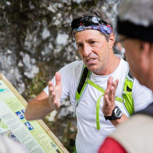 Eine Führung mit einem Tegernseer Heimatführer, © Miriam Mayer