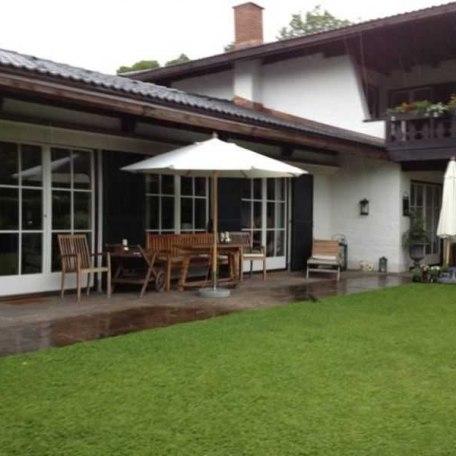 Gartenseite Haupthaus, © im-web.de/ Tourist-Information Rottach-Egern