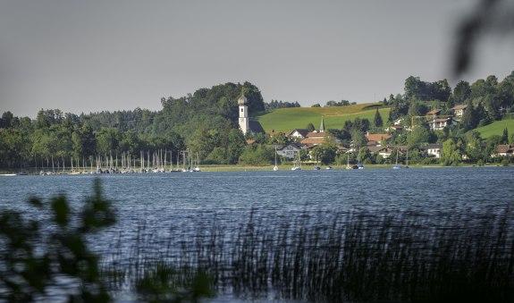 Der große See und seine Anwohner, © Dietmar Denger