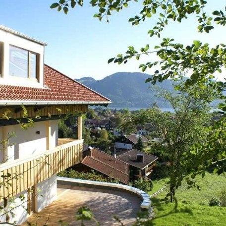 WiesseeChalet, Südseite, © im-web.de/ Ferienwohnungen Tegernsee