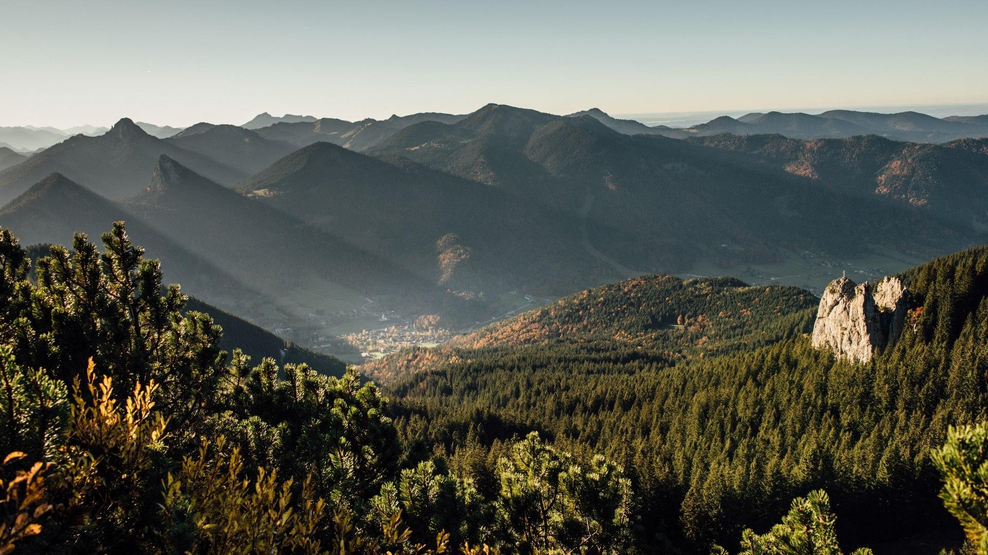 Berge, © Der Tegernsee, Julian Rohn
