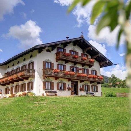 unser Hof aus einer anderen Perspektive, © im-web.de/ Tourist-Information Bad Wiessee