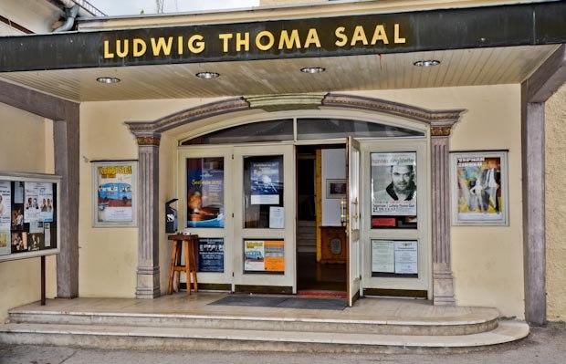 Veranstaltungsstätte in Stadt Tegernsee, © Thomas Six