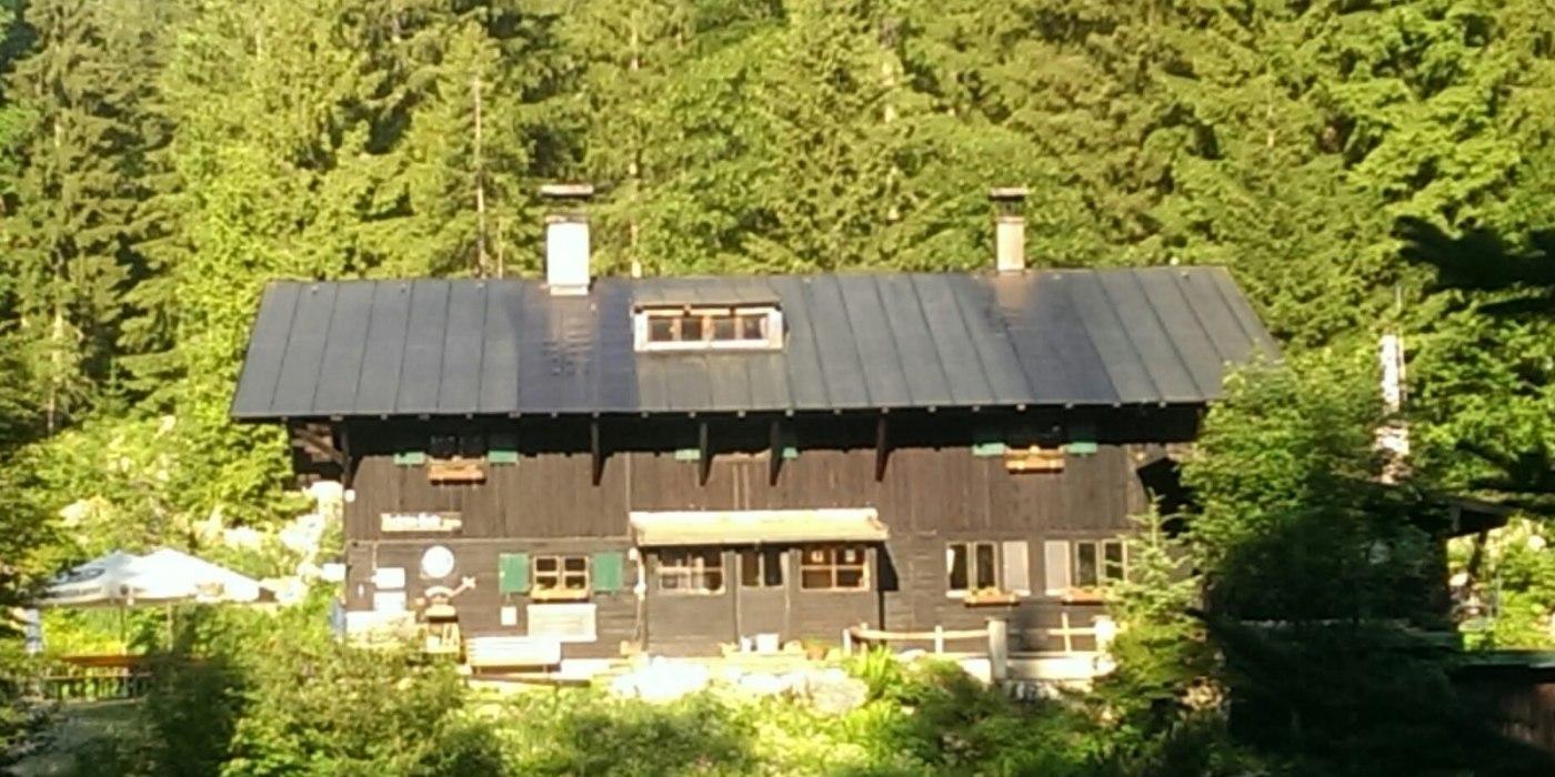 Buchsteinhütte Kreuth