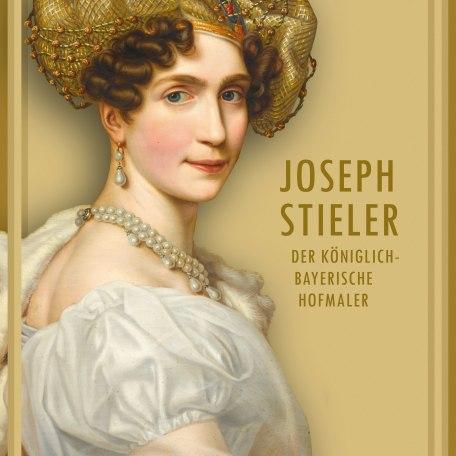 Cover des Buches über Joseph Karl Stieler