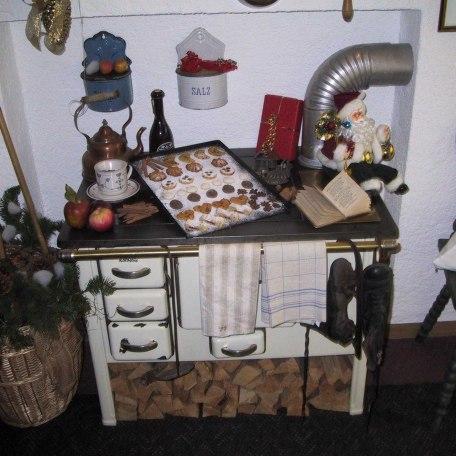 Nostalgischer Ofen im Eingangsbereich, © im-web.de/ Tourist-Information Bad Wiessee
