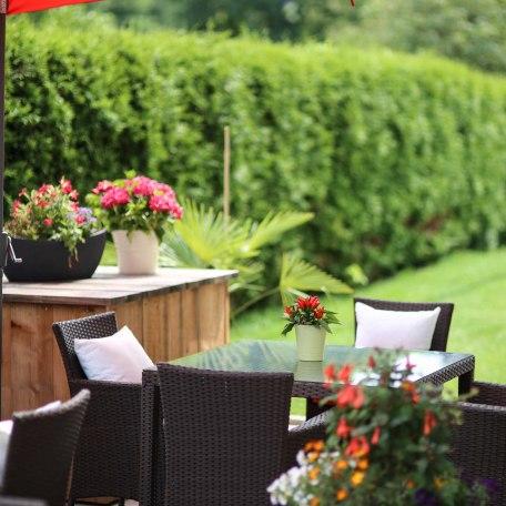 Terrasse, © im-web.de/ Alpenregion Tegernsee Schliersee Kommunalunternehmen
