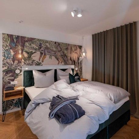 Schlafzimmer, © Claus Uhlendorf