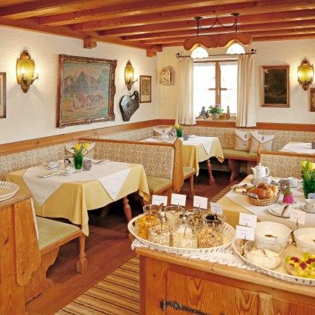 Frühstückszimmer, © im-web.de/ Tourist-Information Bad Wiessee