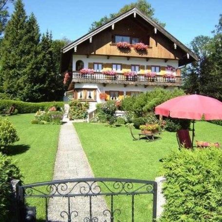 Herzlich Willkommen im Haus Seeblick, © im-web.de/ Tourist-Information Bad Wiessee