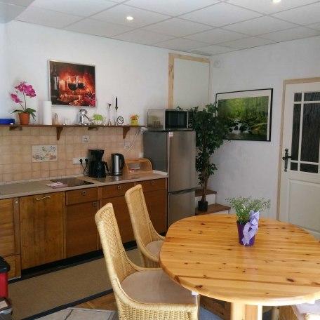 Küche-/Essbereich, © im-web.de/ Tourist-Information Gmund am Tegernsee