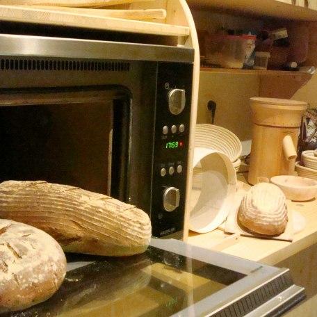 Unser Steinbackofen für frisches Brot zu Ihrem Frühstück, © im-web.de/ Tourist-Information Rottach-Egern
