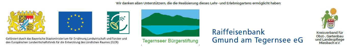 Kreuther Lehr- und Erlebnisgarten Förderer